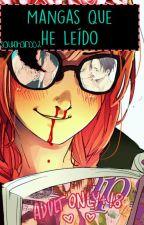Mangas Que He Leído [Sólo Manga Yaoi] by Sou-chan002
