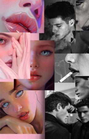 Нежная страсть  by Olina2001