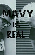 Mavy is real by Zorry_Furru