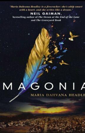Magonia by AKalita