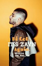 Hi God ,It's zayn again  by The_mad_pen
