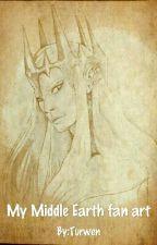 My Middle Earth Fan Art by Turwen