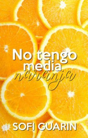 No tengo media naranja [LHC #2] by SoftDaydreamer