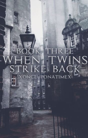 When Twins Strike Back (Book 3 of the Double Trouble Series)