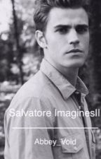 Damon and Stefan Salvatore imagines ❤️ by _AbbeyVoid_x