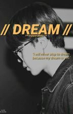 Dream //BTS Jimin FF// by cuppiecakeu