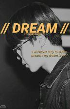 Dream //BTS Jimin FF// by cuppiecakeu