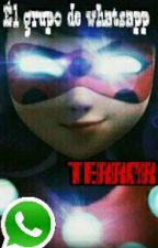 El grupo de Ladybug Terror by MyladyBugaboo