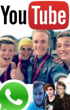 Whatsapp met de squad?! -Voltooid- by xYouTubePhanGirlx
