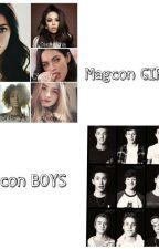 Magcon Girls VS Magcon Boys  by NoemiSeidita