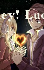 ¡Hey! Lucy-Fairy Tail by Mix_Evans_Albarn