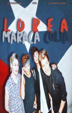 lorea, maraca culia ; 5sos chilensis by revientachilensis
