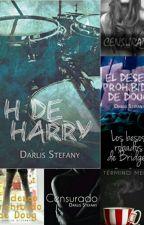 Frases de libros de darlis_steff by CateAgua