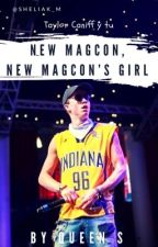 New Magcon... New Magcon's Girl (Taylor Caniff y tu) by Adhafera_M