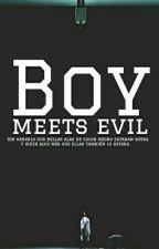 Boy meets evil; vmin by Amante-de-los-gatos