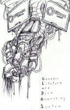 male lancer reader x female portal  by sabastianRitchey