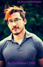 All muscles Markiplier x male reader by PanDaBear12300