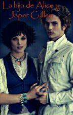La hija de Alice Y Jasper Cullen by orne12