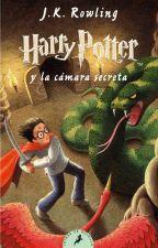 Harry Potter y la Camara de los Secretos by antomycipheruniverse