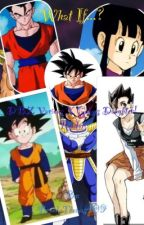 What If...?(DBZ Various X Goku's Daughter!Reader) by Dragon_Descendant