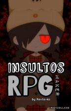 Insultos de RPG Maker by Revlis-ko