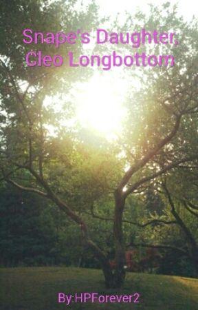 Snape's Daughter, Cleo Longbottom by ELIIIIIZZZZAAAAA