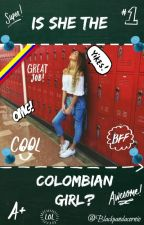 Is she the colombian girl? © by blackpandacornio