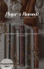 ¿Mujer o Alumna? [FarrésxSucrette] by JosyDrowned