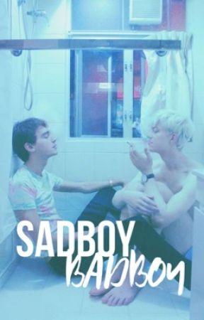 sadboy; badboy by acethealien