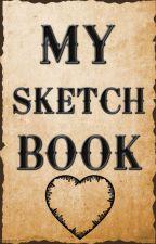 My Sketch Book by SydneyStrike