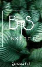 BTS Texting by Taerotik