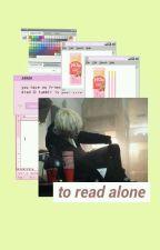 to read alone by Ikkun-kun