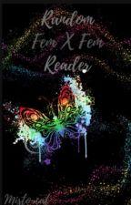 Random fem x fem reader! {Request open} by Misto-cat