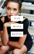 Bad Moon Rising   Isabelle Lightwood by bisexualpercy