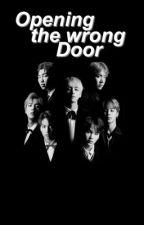 Opening the wrong Door by moomoomin-