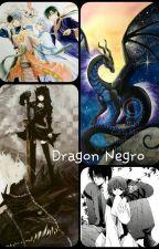 Dragon Negro -Akatsuki No Yona- by YukitsuPerez