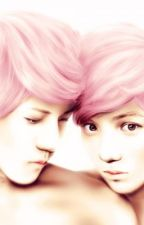 High-Cut Photoshoot (HunHan Smut) by ahjussii