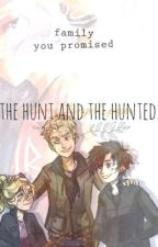 The hunt and the hunted (Percy Jackson fanfic) by ali_dances