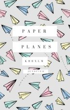 Paper planes by jenofied