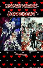 Different (Tokyo Ghoul/Diabolik Lovers Crossover) [ANOTHER VERSION][ON HIATUS] by TaeKookPotato