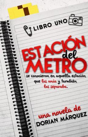 Estación del Metro | EDM #1 by PandaPoker