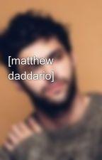𝓼𝓸𝓬𝓲𝓪 𝓶𝓮𝓭𝓲𝓪 [matthew daddario] by -fangirlproblems