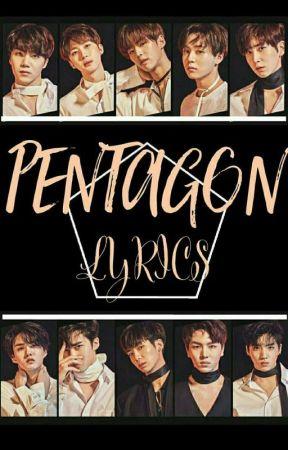 PENTAGON LYRICS by real__nasreen