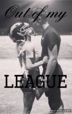 Out of my League (a JENZIE fanfic) by orlandozieg