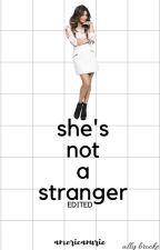 She's Not a Stranger ; ally brooke by panmila-