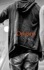 Origins by LukeTINBooks