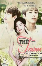 The Trainee (EXO's Fanfiction) by thiswritermunchkin