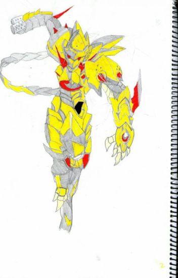 The Yellow Dragon Emperor - Jack Skellington - Wattpad