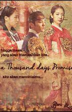 A Thousand days promise by BieruLiu