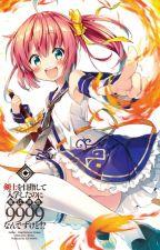 I applied as a swordsman, but my magic aptitude is 9999?! by ShounCalipusan